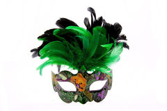 Party mask for a ball. royalty free stock photography