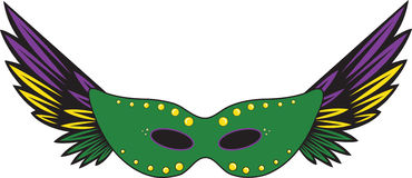 Party Mask Stock Photography