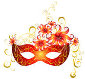 Party mask. Vector illustration  Royalty Free Stock Image