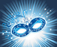 Party Mask. Vector illustration  Stock Photography
