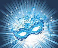 Party Mask. Vector illustration  Royalty Free Stock Photo