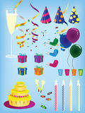 Party Mix Royalty Free Stock Photo