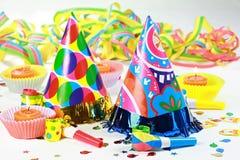 Party motive stock photos