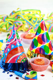 Party motive Royalty Free Stock Image