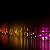 Party Muisc Background Stock Images