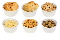 Party nibbles Royalty Free Stock Photography