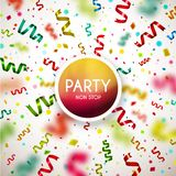 Party Non Stop Royalty Free Stock Image