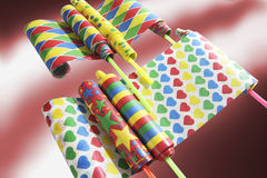 Party Novelties Stock Image