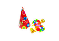 Party objects Stock Image