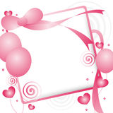 Party and occasion background. For backdrop, banner, decoration and poster royalty free illustration