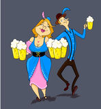 Party, Oktoberfest Stock Images