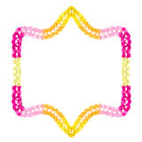 Party paper-chain Stock Images