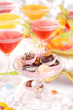 Party, party, party Stock Photography