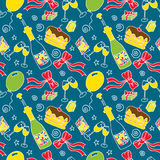 Party pattern Stock Photography