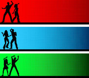 Party people stock illustration