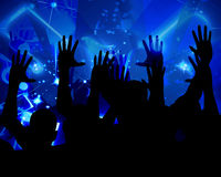 Party people Royalty Free Stock Photos