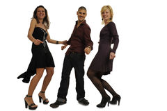 Party people Royalty Free Stock Photography