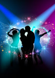 Party People Background Royalty Free Stock Photo