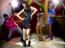 Party People Royalty Free Stock Image