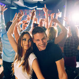 Party people Royalty Free Stock Images