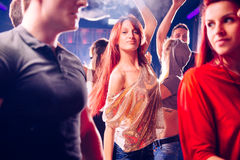 Party people Stock Photos
