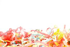 Party Poppers Royalty Free Stock Photography