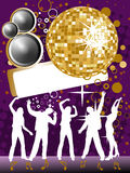 Party poster Stock Photos