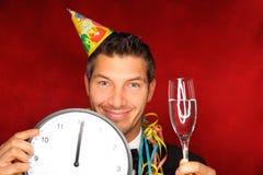 Party povos Imagens de Stock Royalty Free
