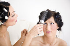 Party preparation Stock Photography