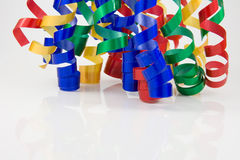 Party Ribbons Royalty Free Stock Images