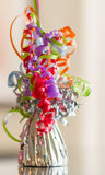 Party ribbons Stock Photo