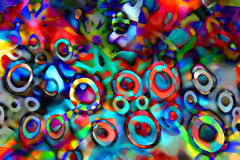 Party rings Royalty Free Stock Photos