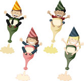 Party Rocketeers Royalty Free Stock Photos