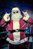 Party santa Royalty Free Stock Images