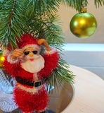 Party Santa Royalty Free Stock Image