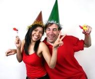 Party (serie) Fotografie Stock