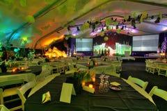 party setting table Στοκ Εικόνες