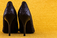 Party shoes Royalty Free Stock Photography