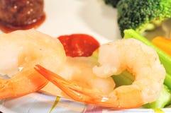 Party shrimp Royalty Free Stock Photo
