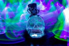 Party Skull Stock Photo