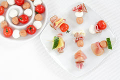 Party snack Royalty Free Stock Images