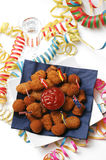 Party snack. Stock Images