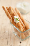 Party Snack Sticks Royalty Free Stock Photography