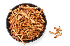Party snacks Stock Image