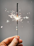 Party sparkler. Stock Photography