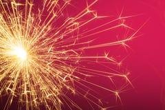 Party sparkler Stock Photos