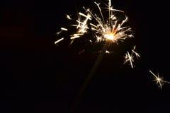 Party sparkler Royalty Free Stock Photo