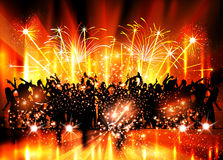 Party Stage Royalty Free Stock Photos