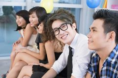 Party starter Stock Photography