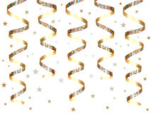 Free Party Streamers Royalty Free Stock Images - 26486759